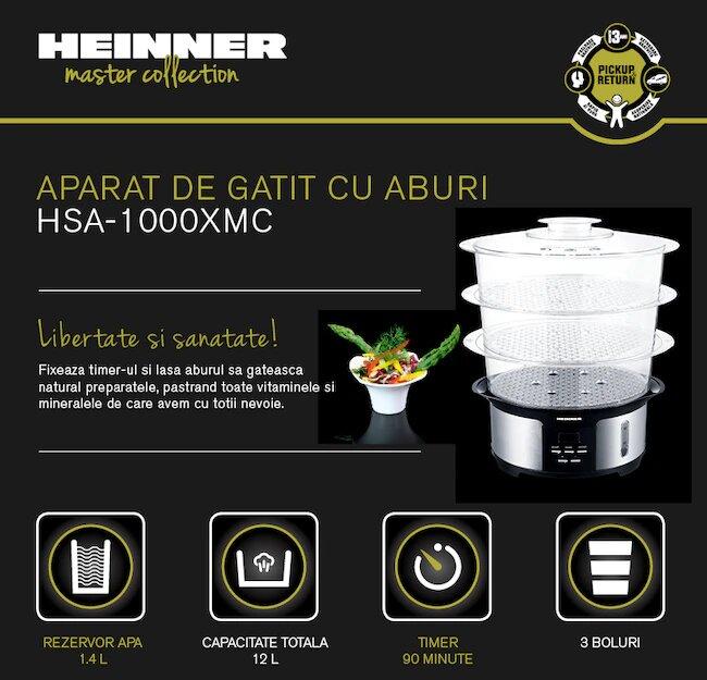 Heinner HSA-1000XMC
