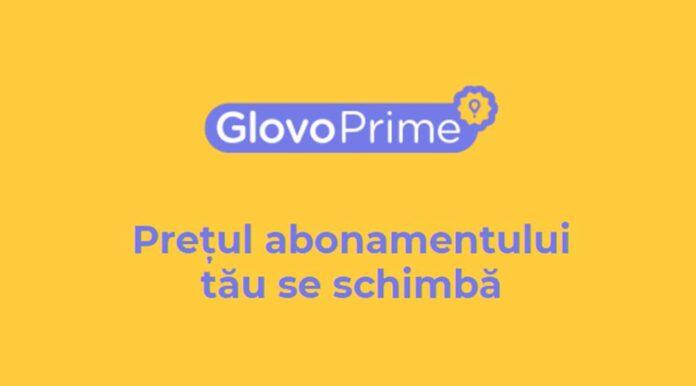 Glovo Prime